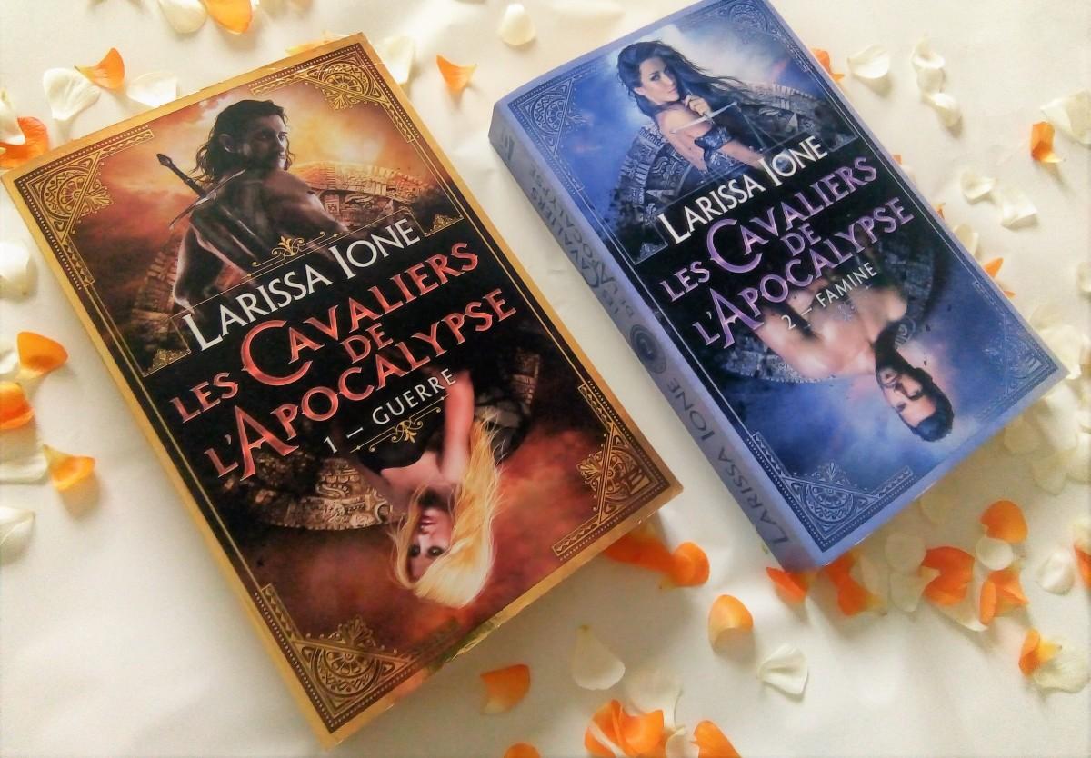 Les Cavaliers de l'Apocalypse de Larissa Ione